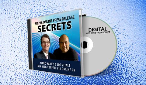 PR 2.0: Online Press Release Secrets